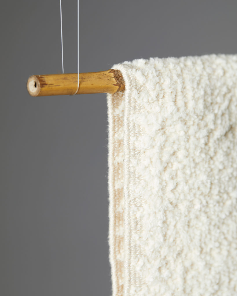 Textile Wall Hanging created by Viveka Nygren, Sweden. 1984. by Modernity on curated-crowd.com