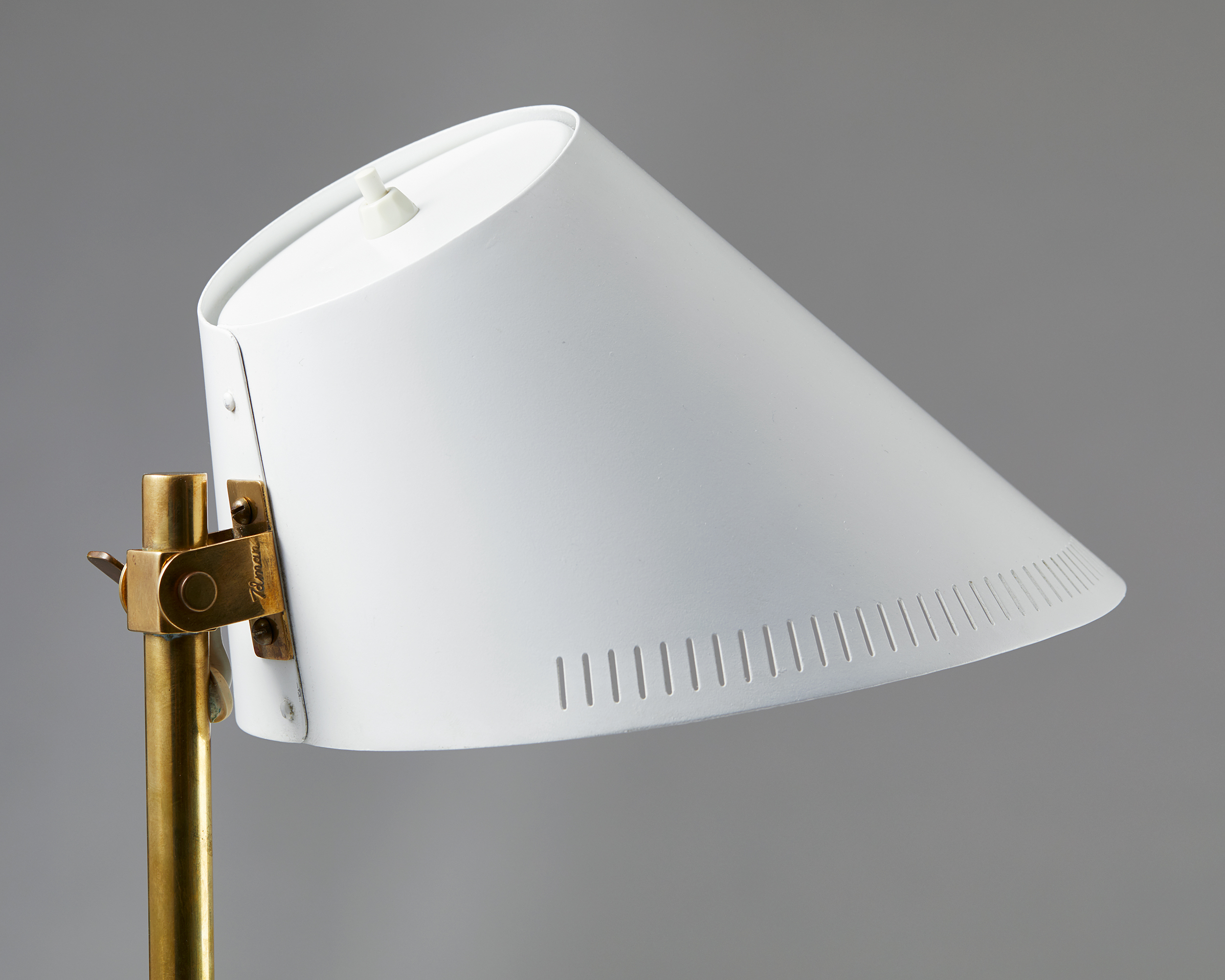 Table Lamp designed by Paavo Tynell for Idman, Finland. 1950's. by Modernity on curated-crowd.com