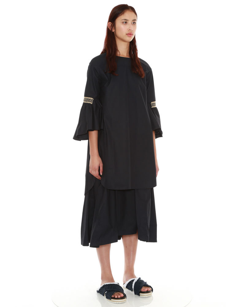 Sleeve Tunic Dress by Teija on curated-crowd.com