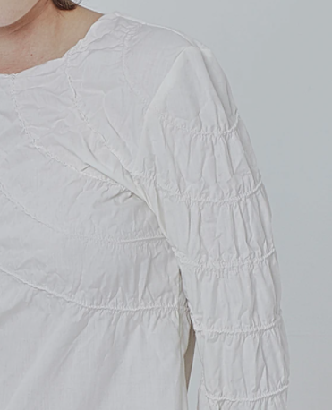 Opal Blouse by Georgia Hardinge on curated-crowd.com