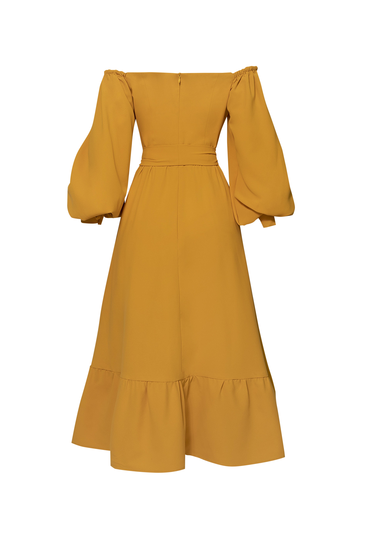 Andrea Dress by Concepción Miranda on curated-crowd.com