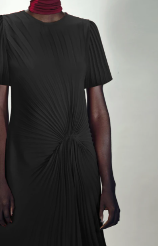 Dazed Shift Dress by Georgia Hardinge on curated-crowd.com