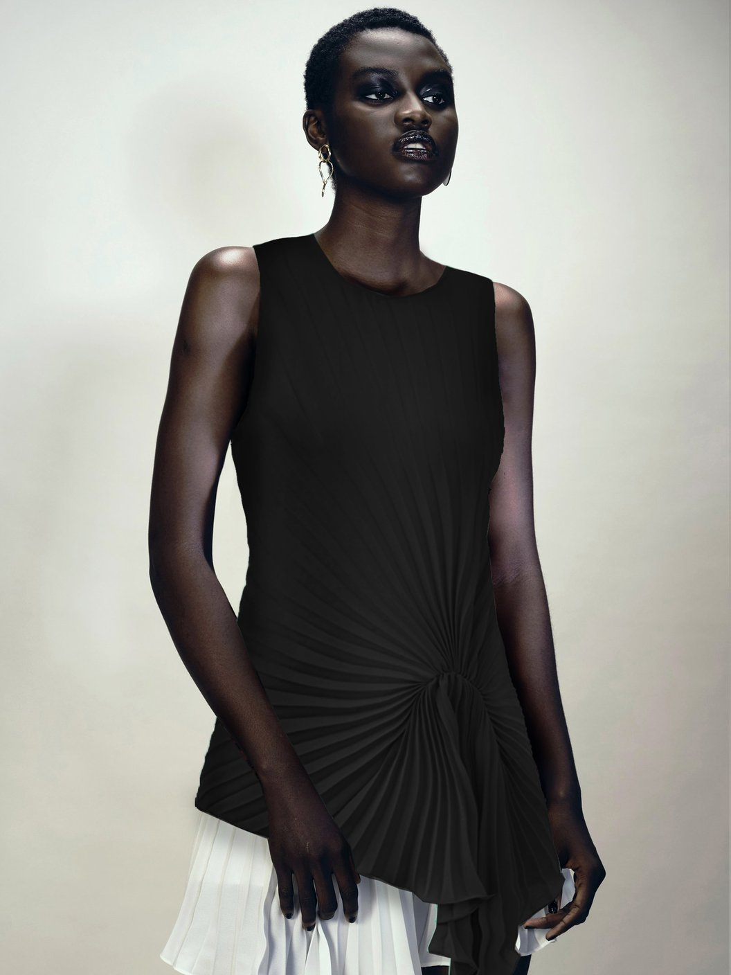Dazed top by Georgia Hardinge on curated-crowd.com