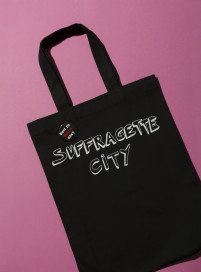 Bella Freud x Gillian Suffragette City Tote Bag by Plinth on curated-crowd.com