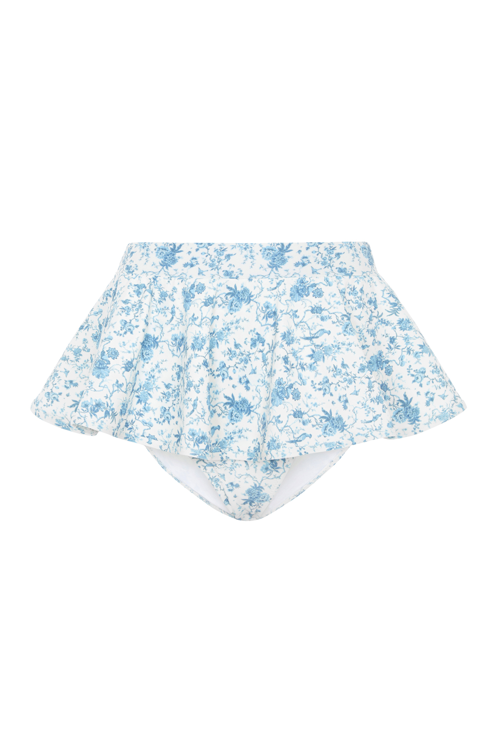 Elle High Waisted Bottom - Bloom by Holiday Romance on curated-crowd.com