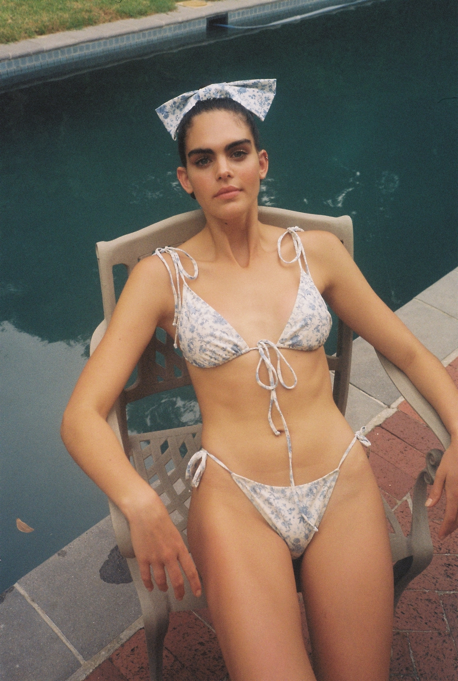 Cindy String Bikini Top - Bloom by Holiday Romance on curated-crowd.com