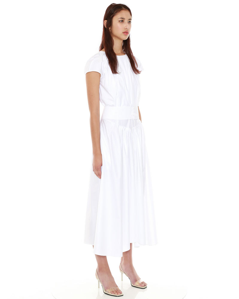 Sleeveless Maxi Dress by Teija on curated-crowd.com