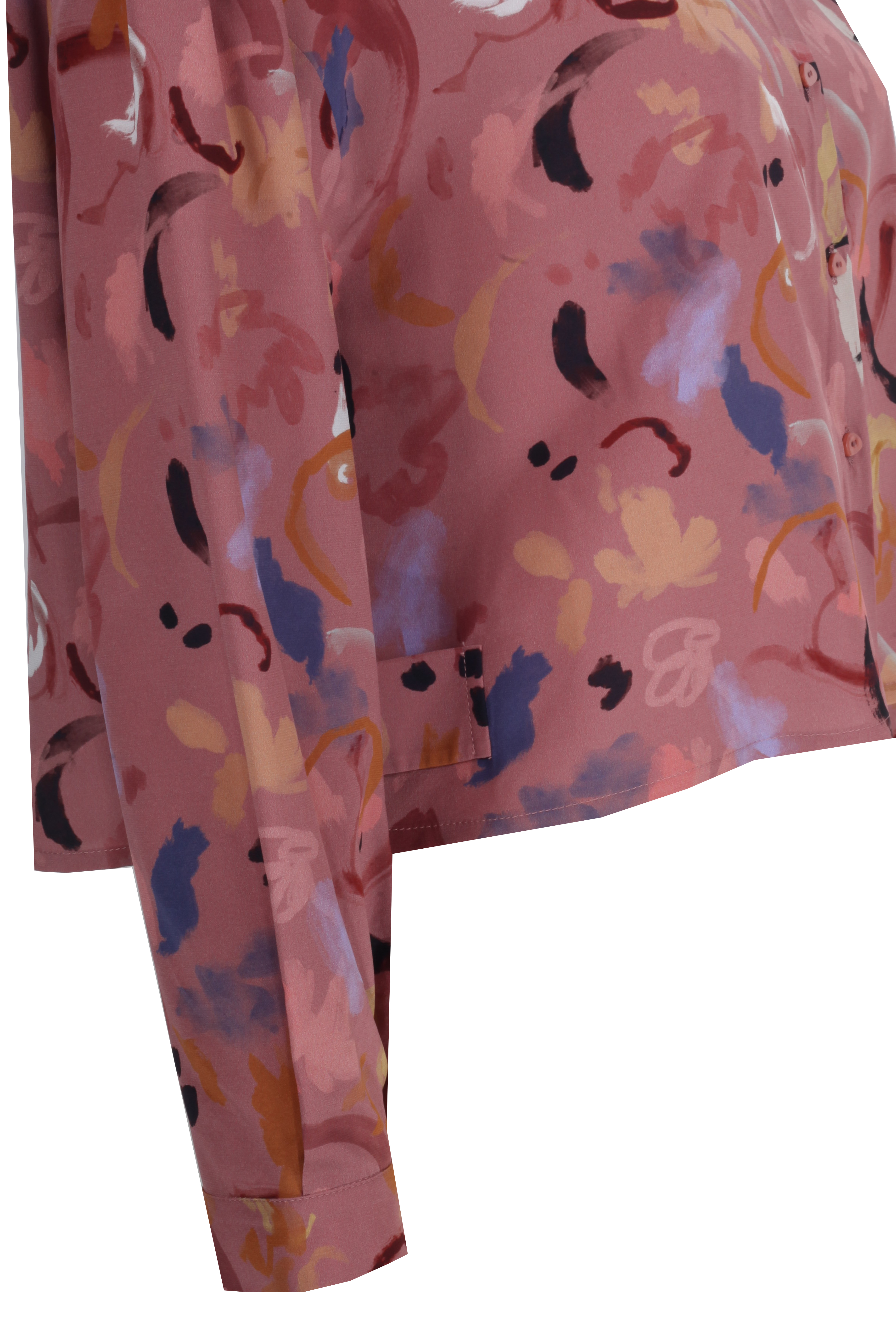 Mellow Shirt - Pink by Laika on curated-crowd.com