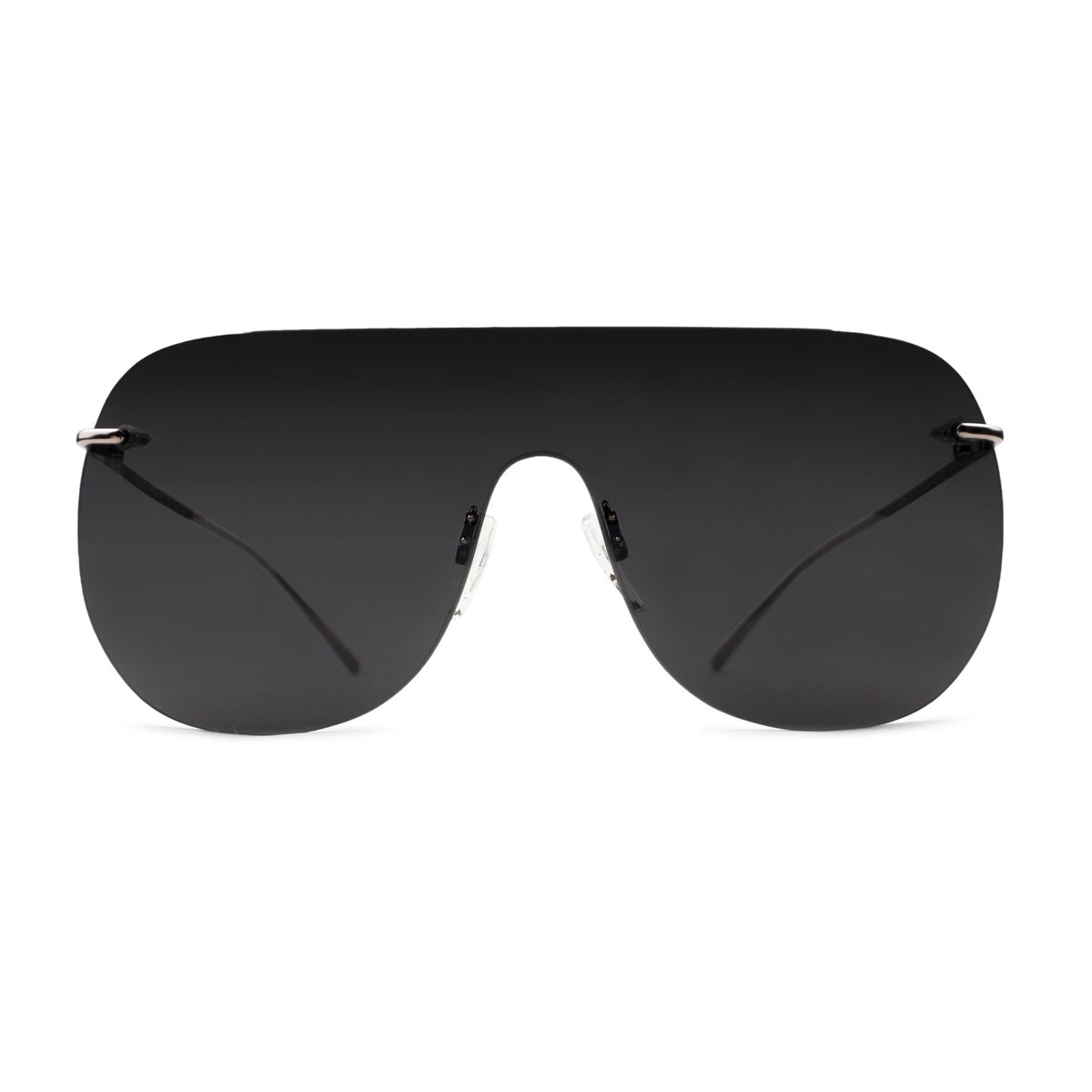 SW1W D-Frame Mask | Black by Sienna Alexander on curated-crowd.com