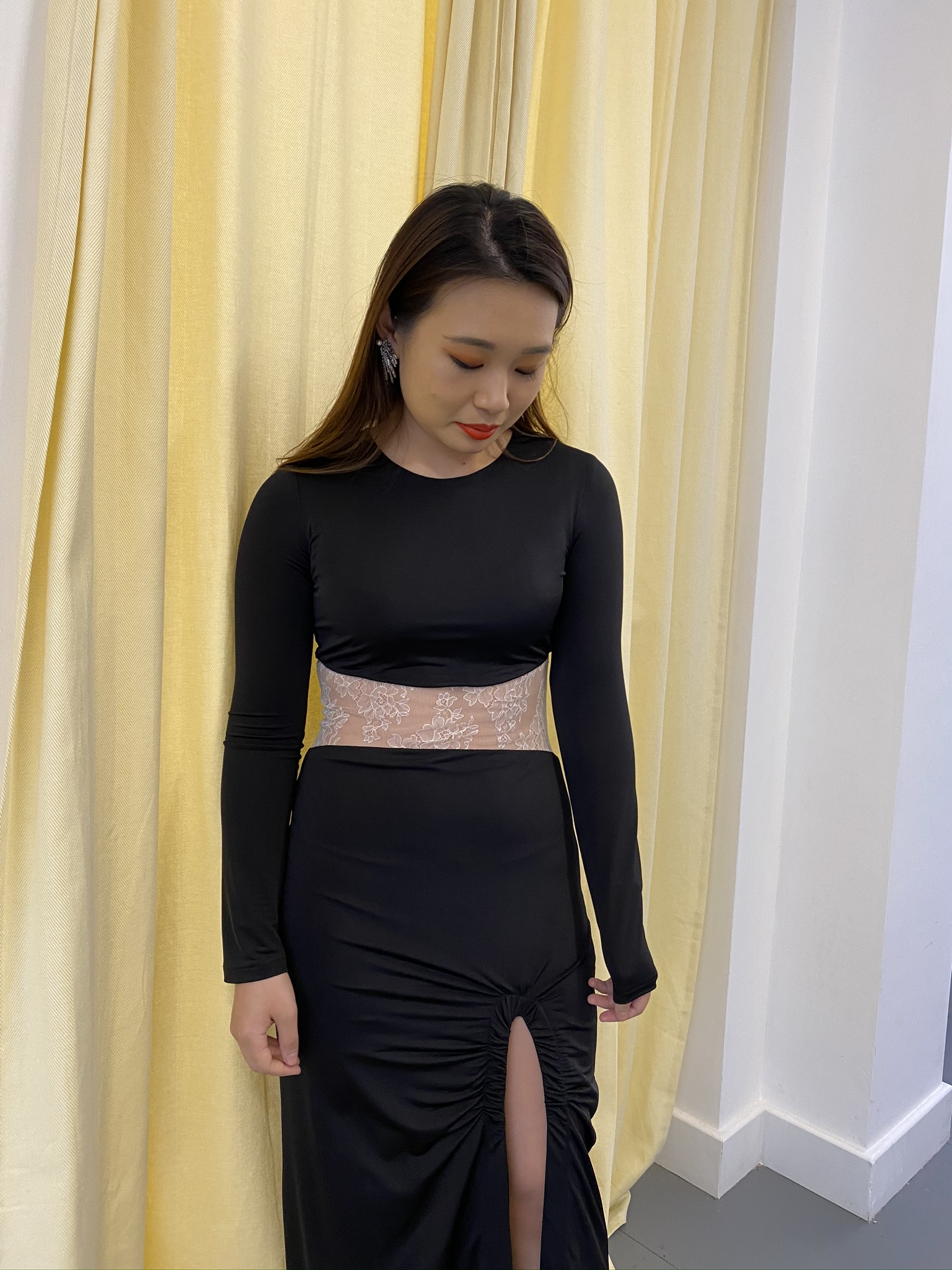 Avatar Dress - Black by Jessica K on curated-crowd.com