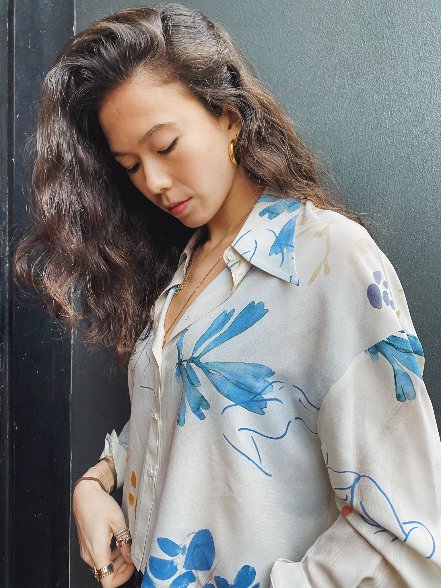Mellow Shirt - Neutral by Laika on curated-crowd.com