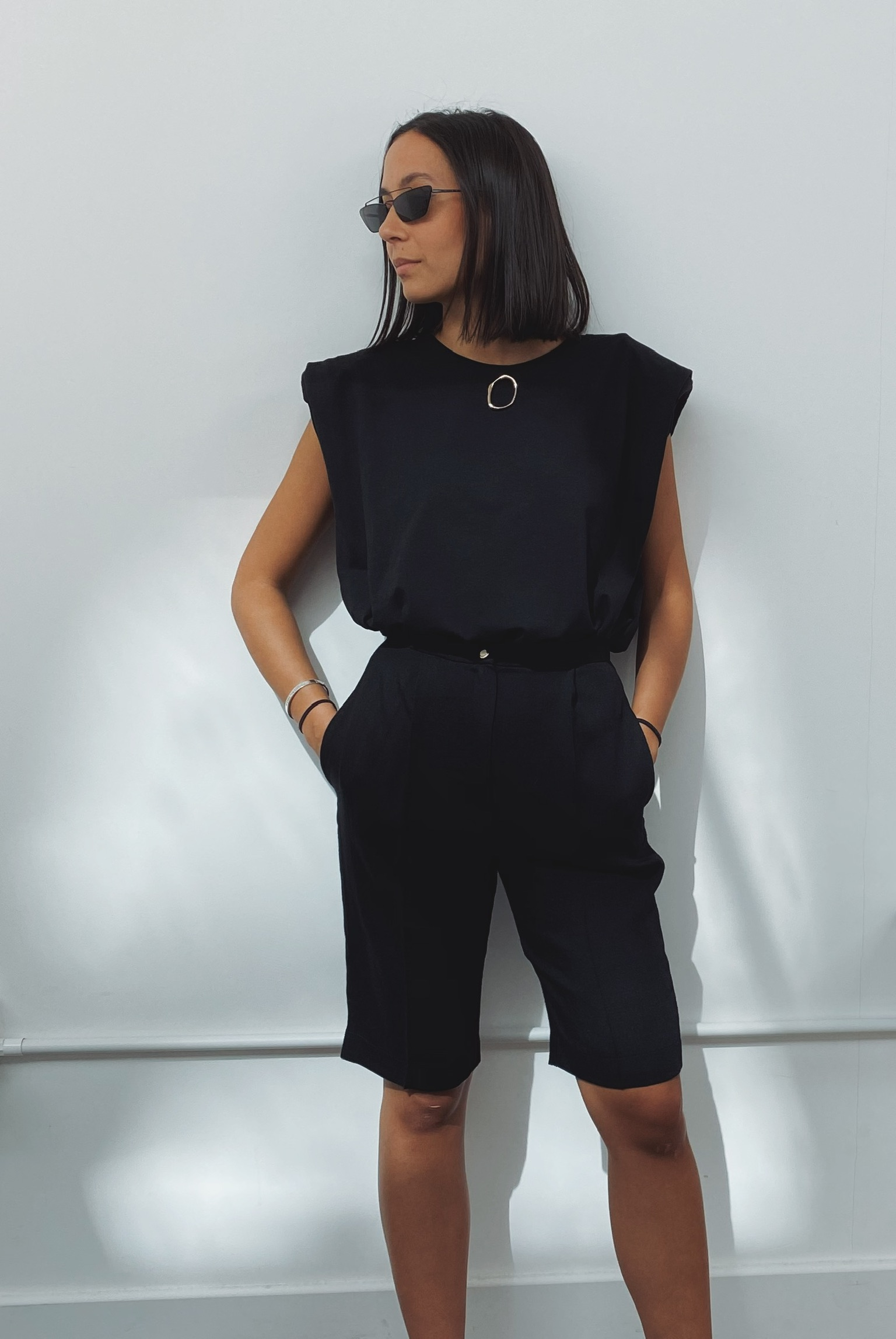 Billie 2.0 Top - Padded by Manurí on curated-crowd.com