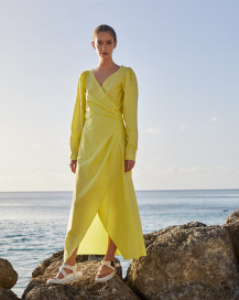 Oceanic Dress by PAPER London on curated-crowd.com