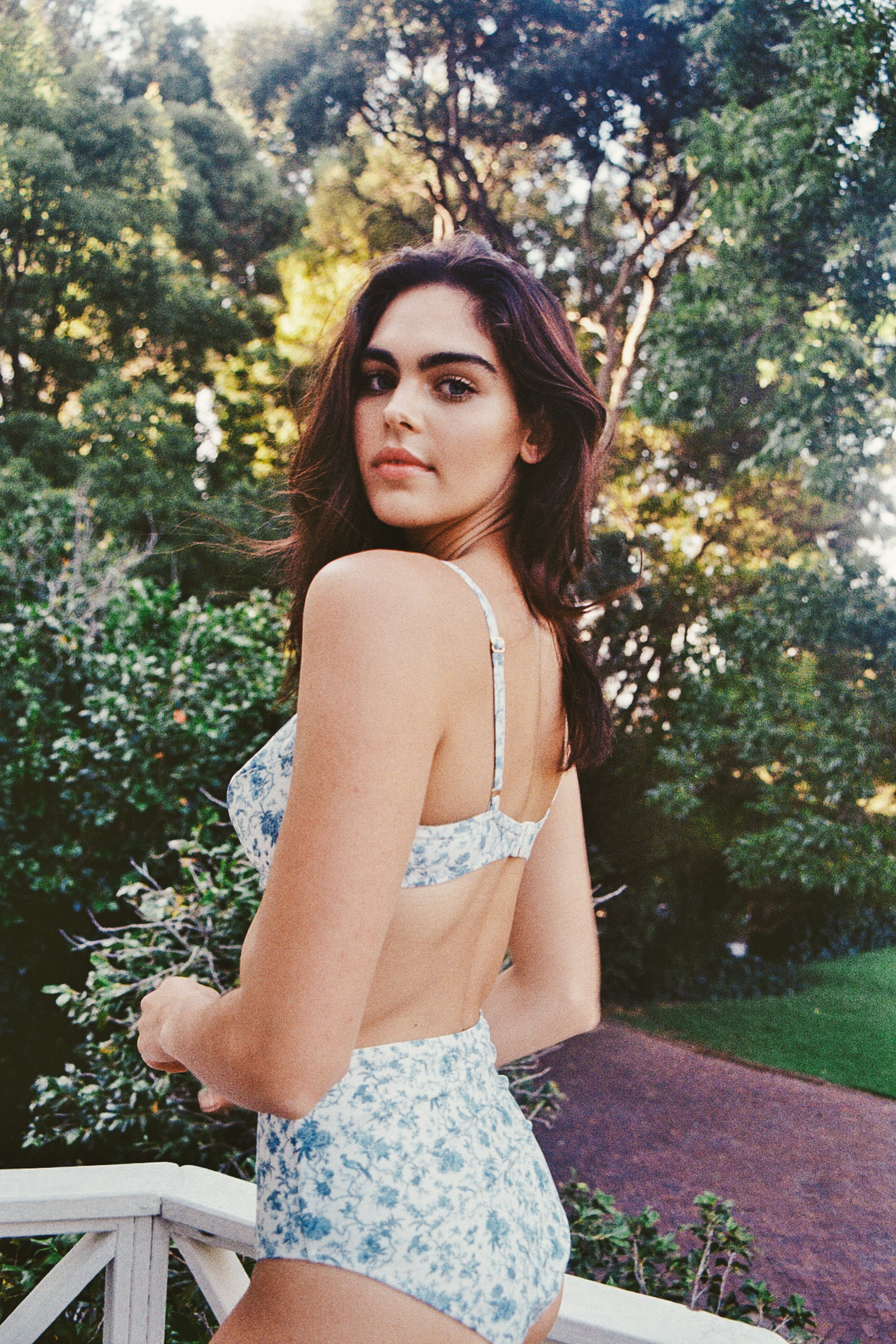 High Waisted Bottom - Bloom by Holiday Romance on curated-crowd.com