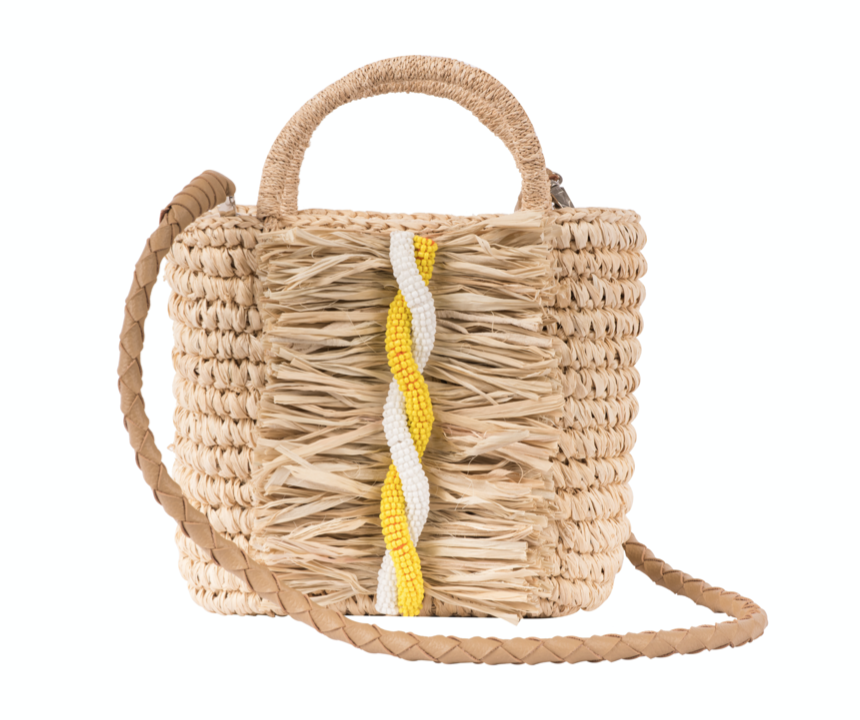 Desert Twist Bag - Mini by Madebywave on curated-crowd.com