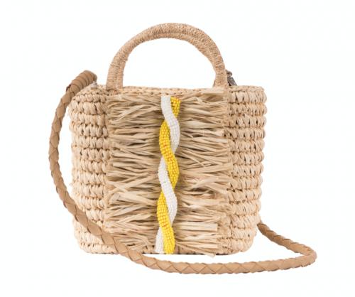 Desert Twist Bag - Mini by Madebywave on curated-crowd.com