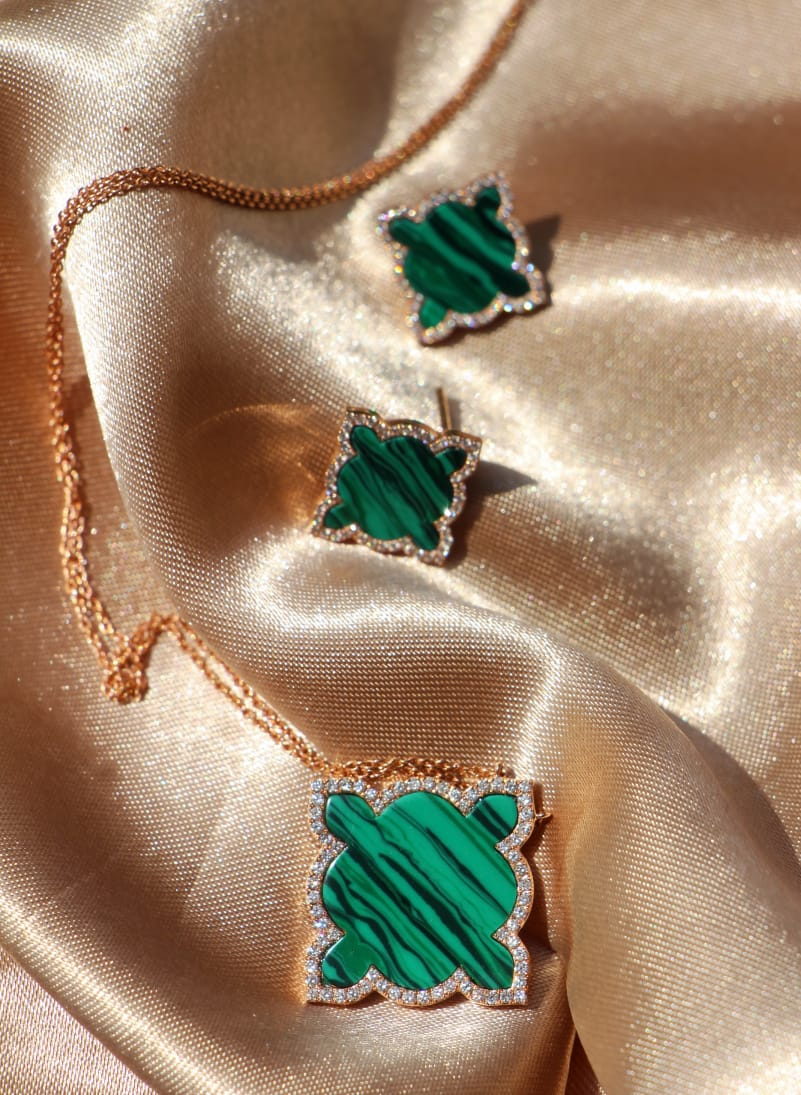 Carthage Earrings by Amira Karaouli on curated-crowd.com