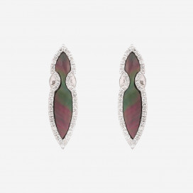 Versailles Earrings by Amira Karaouli on curated-crowd.com