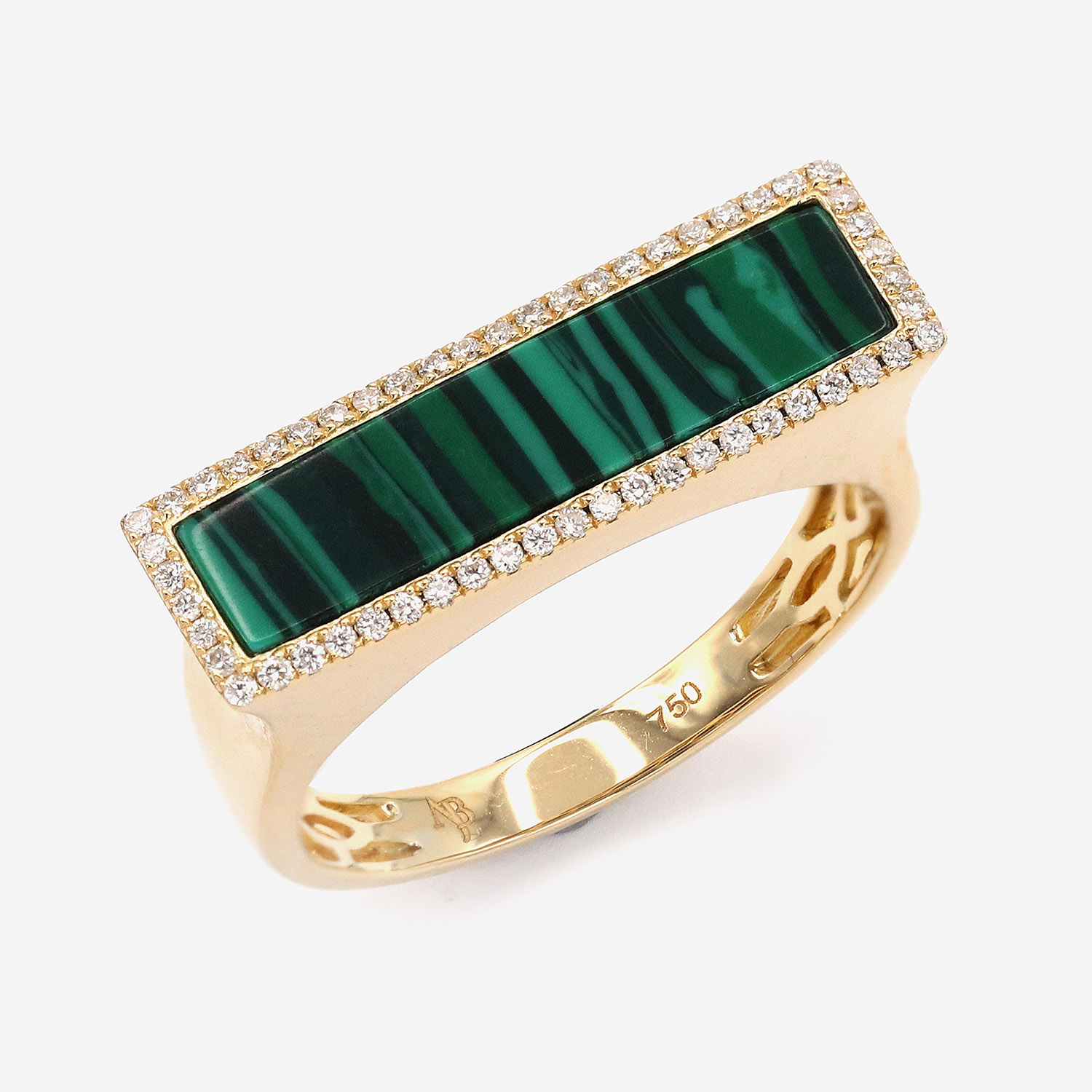 Signet Ring by Amira Karaouli on curated-crowd.com