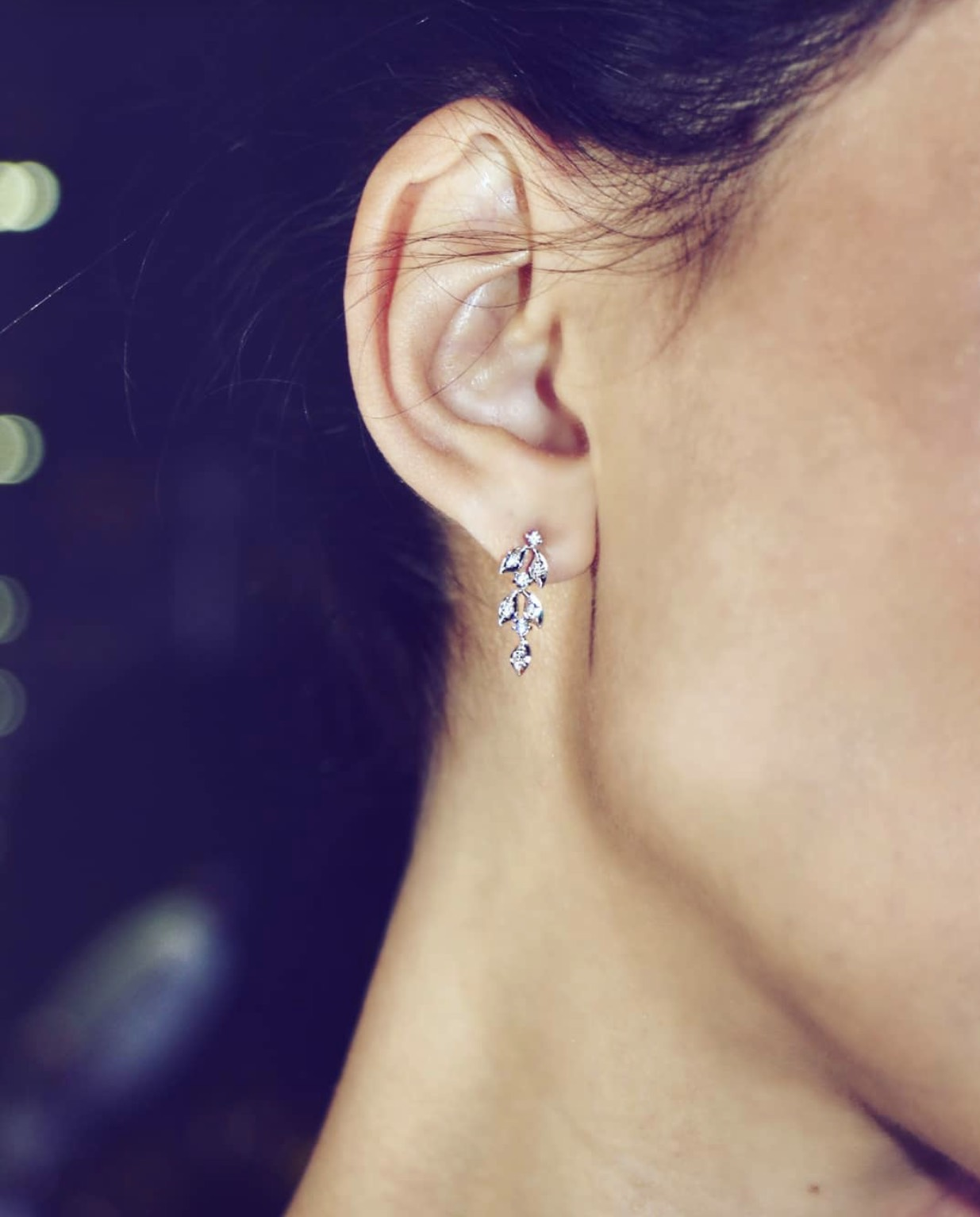 Aisha Earrings by Amira Karaouli on curated-crowd.com