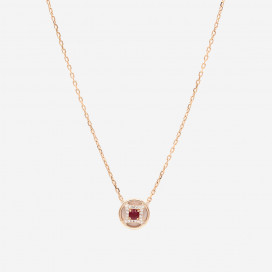 The Royal Crest Necklace by Amira Karaouli on curated-crowd.com