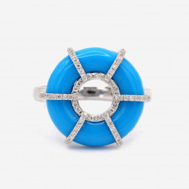 Bosphorus Ring by Amira Karaouli on curated-crowd.com