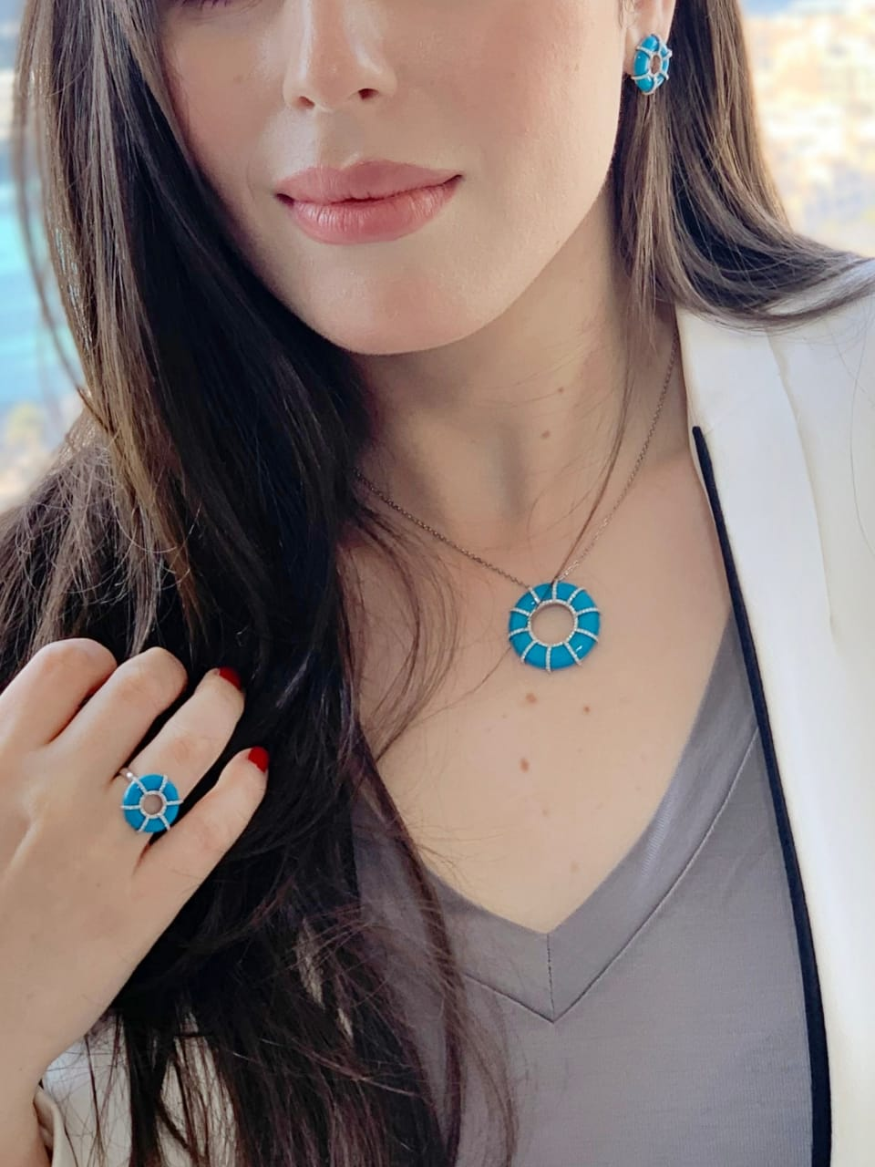 Bosphorus Necklace by Amira Karaouli on curated-crowd.com
