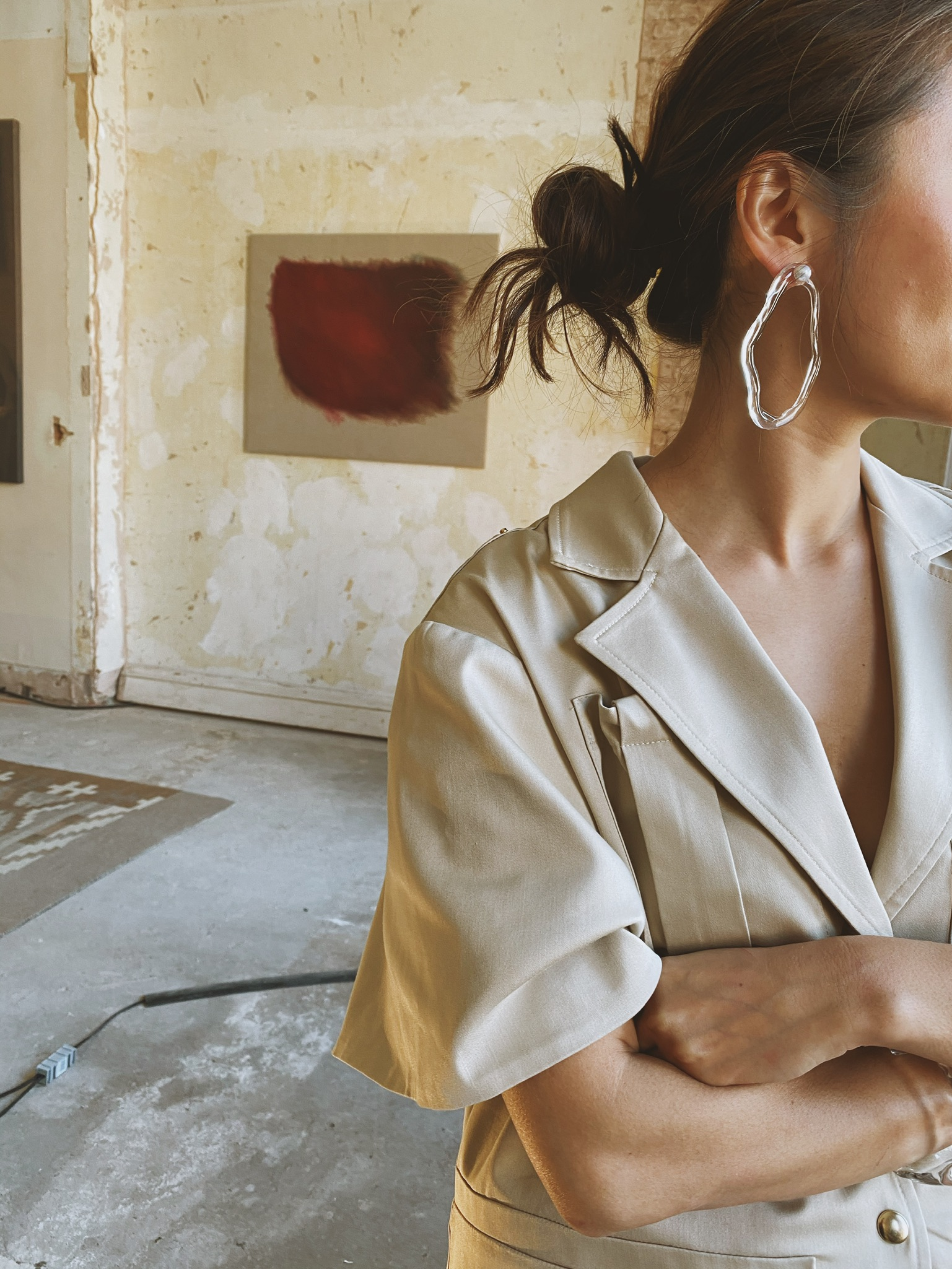 Pearl Drop by Iria Ashimine on curated-crowd.com