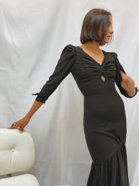 Elida Dress by Concepción Miranda on curated-crowd.com