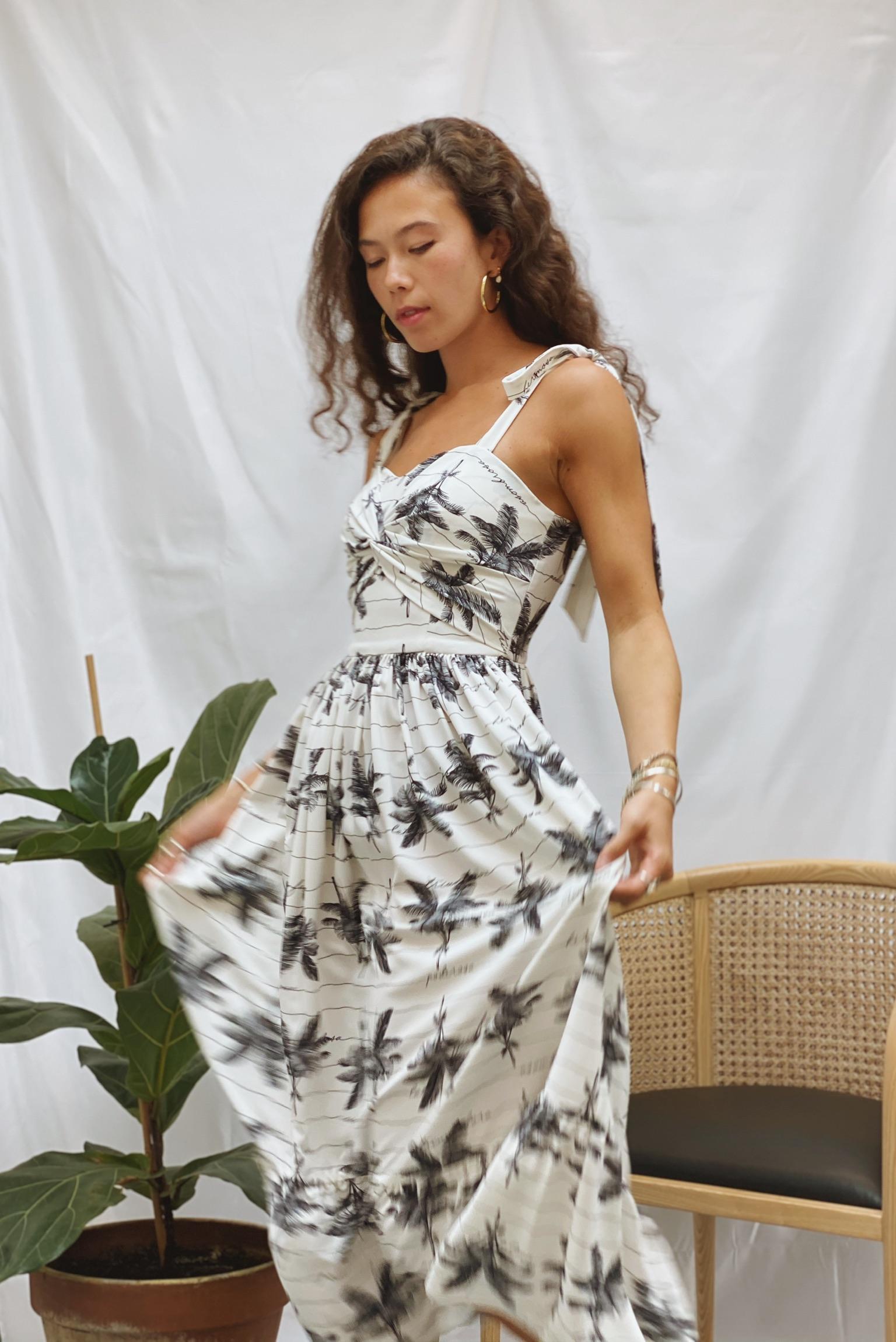 Natalie Dress by Concepción Miranda on curated-crowd.com