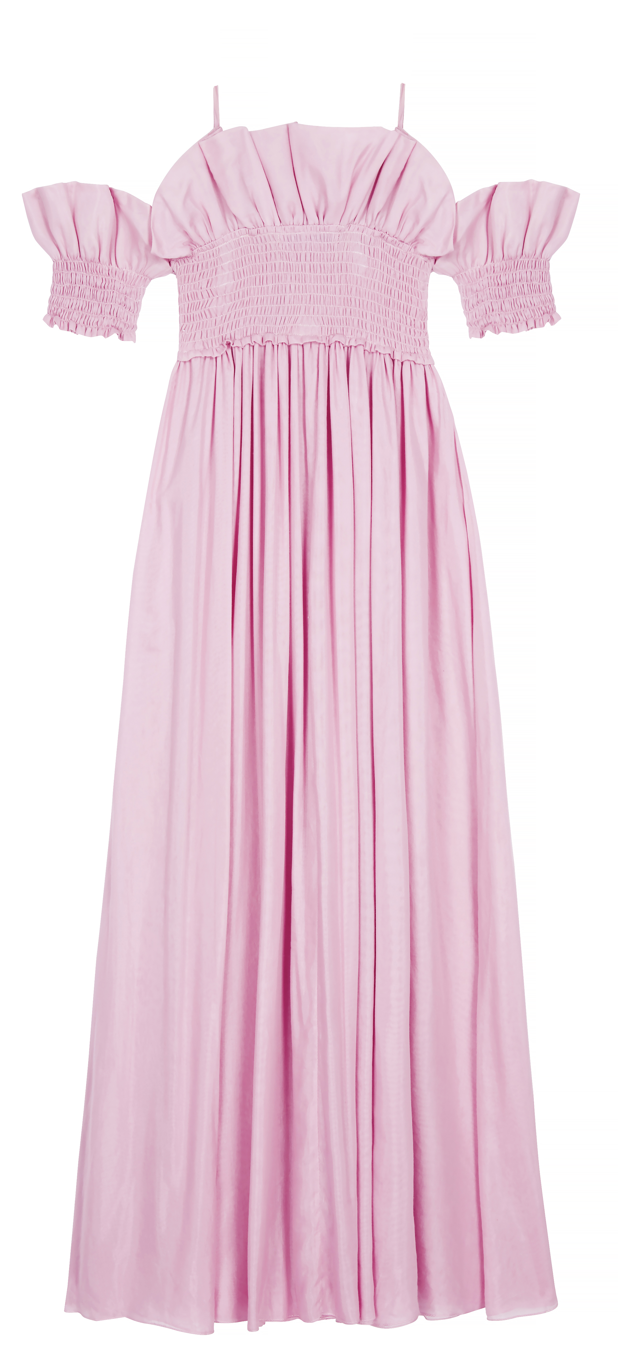 Siesta Dress  - Pink by Berta Cabestany on curated-crowd.com