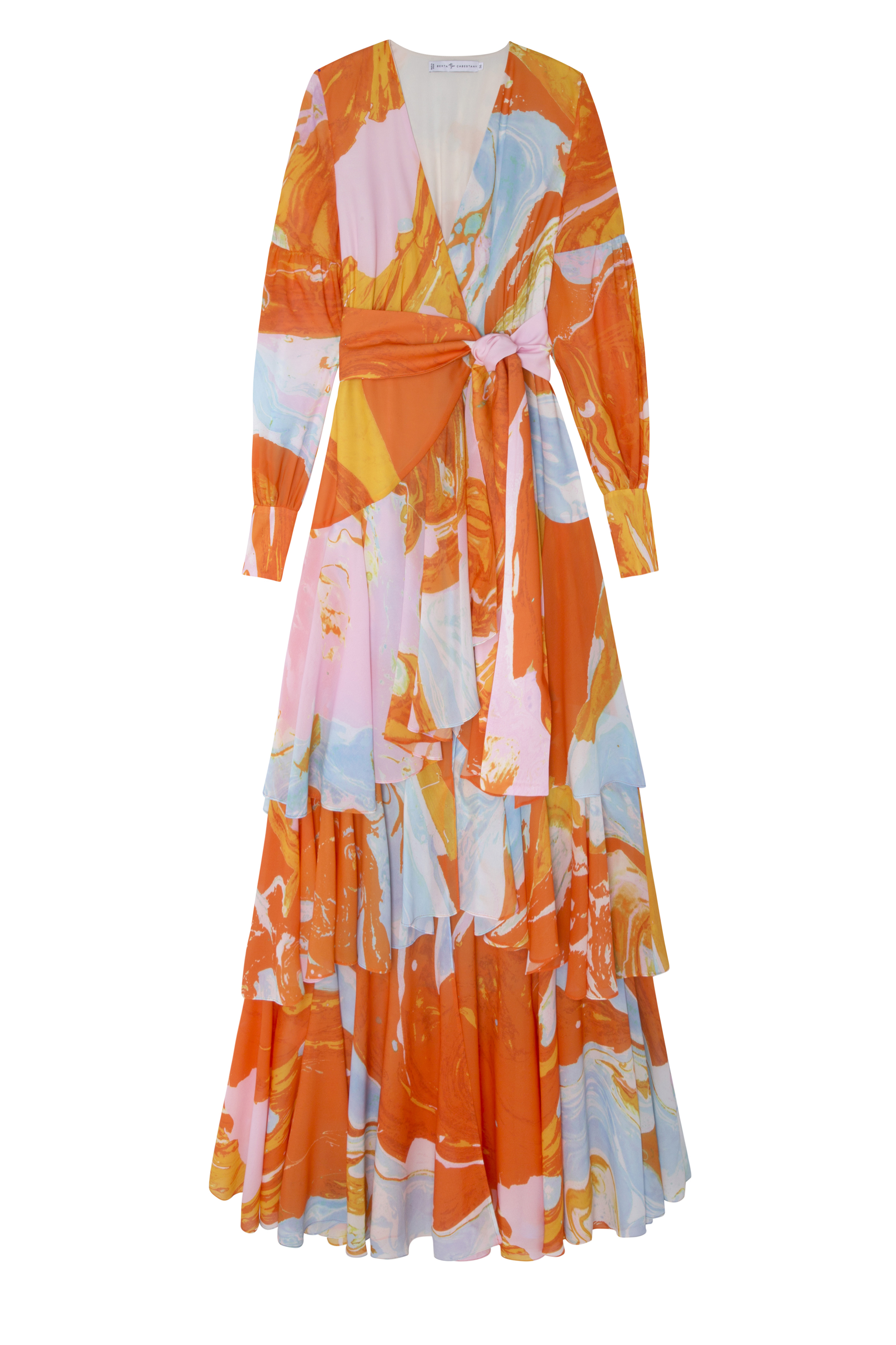 Sorolla Dress by Berta Cabestany on curated-crowd.com