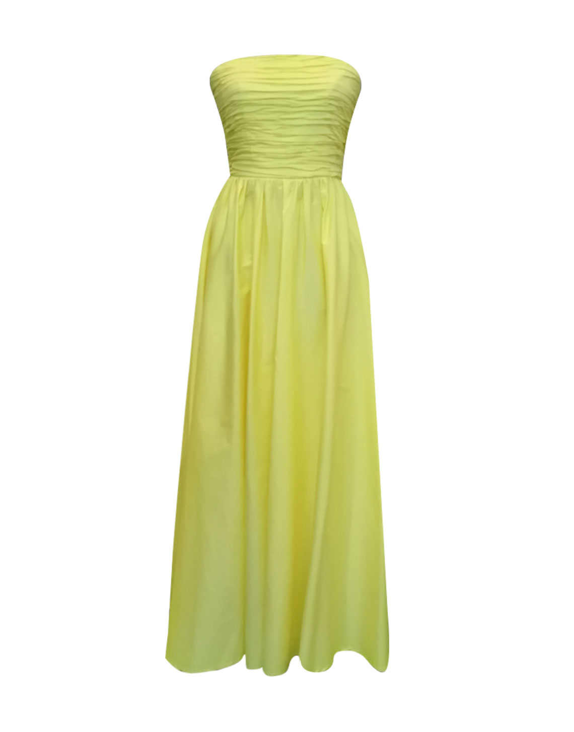 North Dress - Yellow by Jessica K on curated-crowd.com
