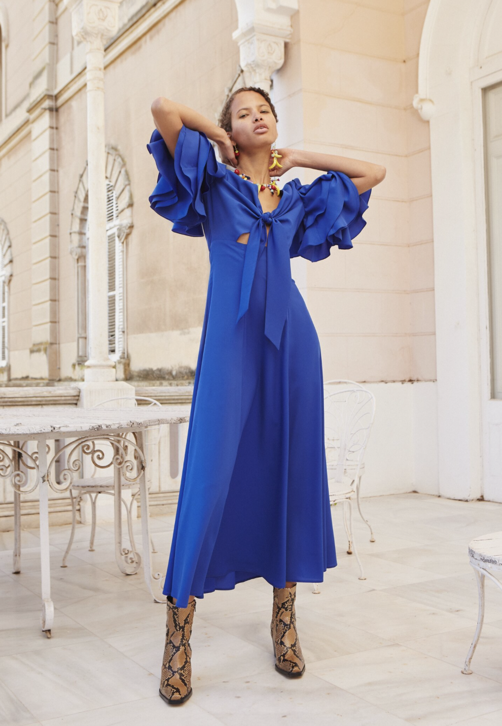 Libre Dress by Berta Cabestany on curated-crowd.com