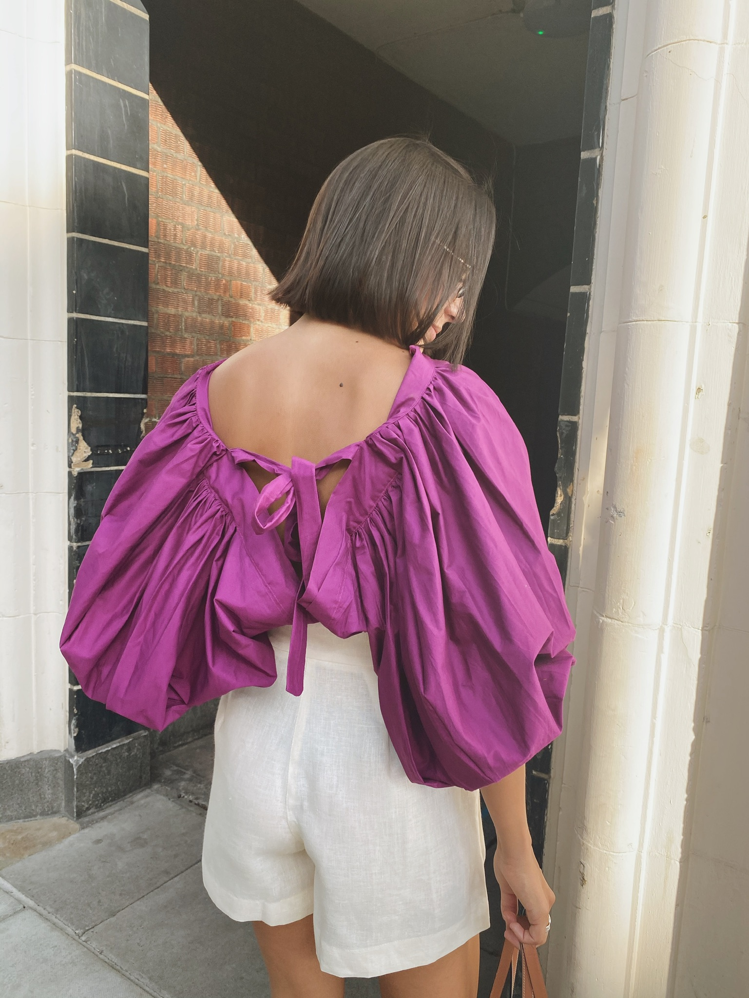 Calista Top by Molimol on curated-crowd.com