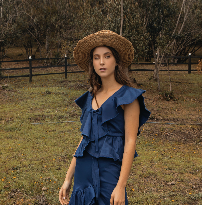 Mulata Top by Molimol on curated-crowd.com