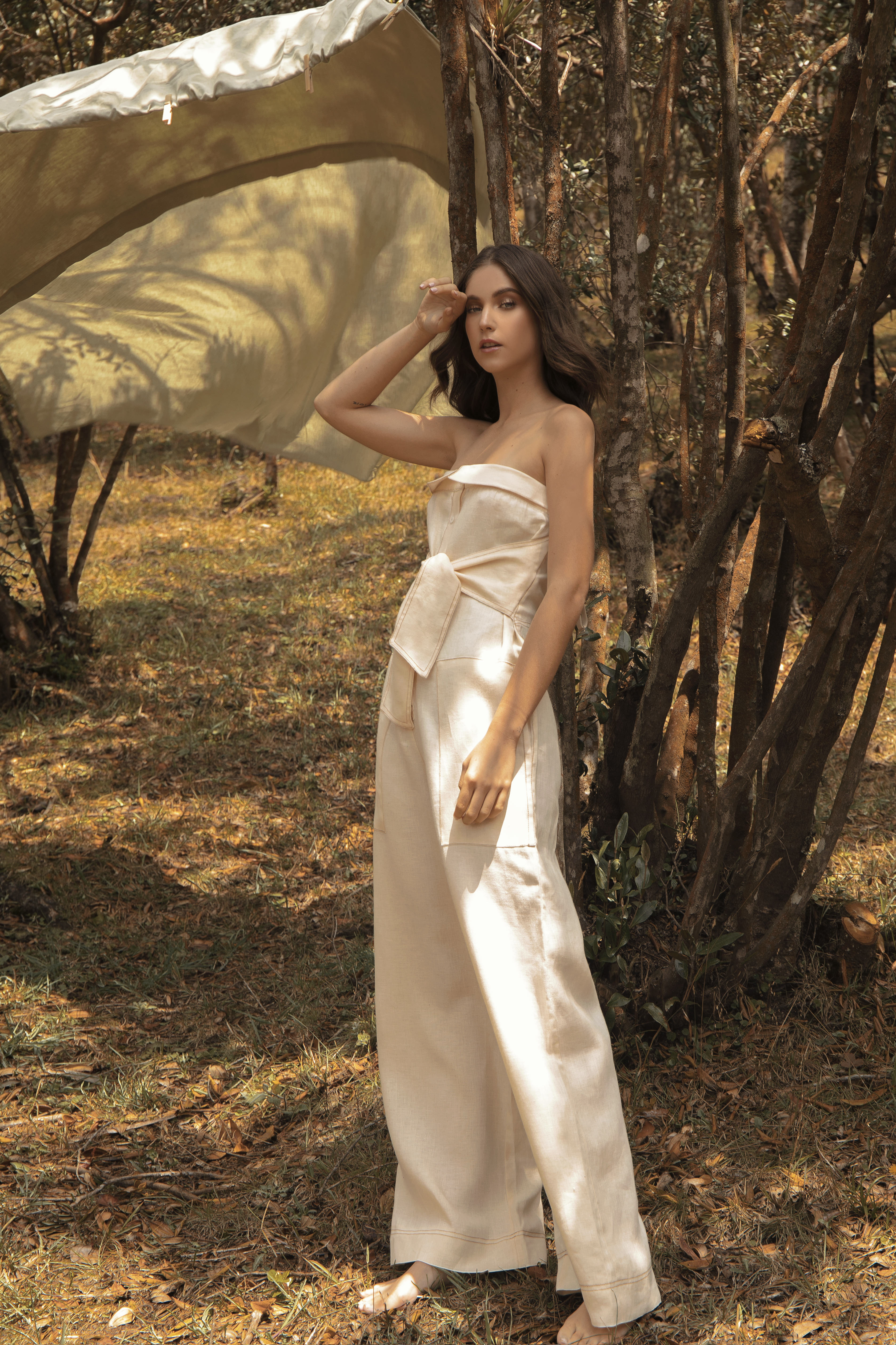 Dora Jumpsuit by Molimol on curated-crowd.com