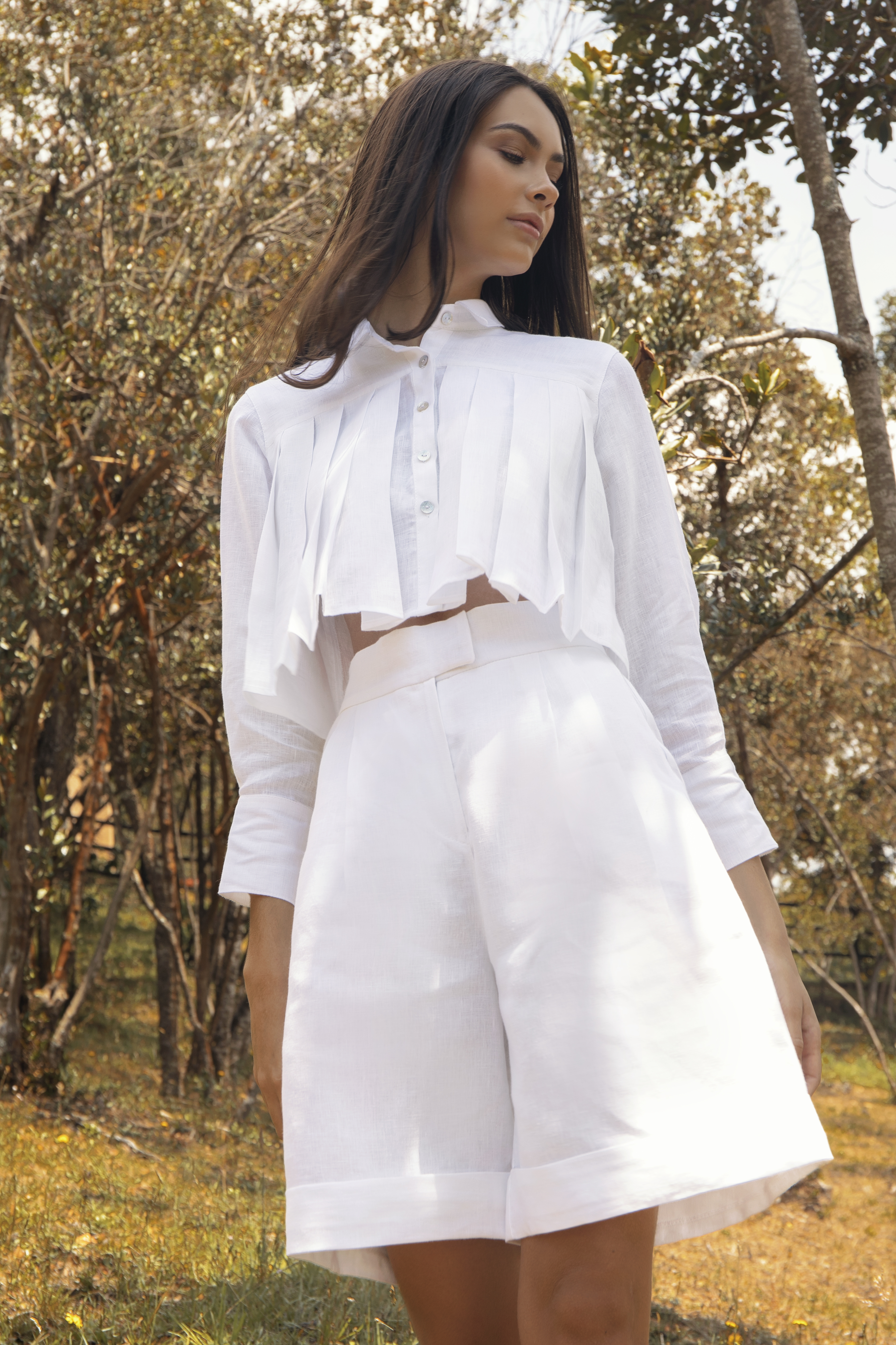 Clarena Top by Molimol on curated-crowd.com