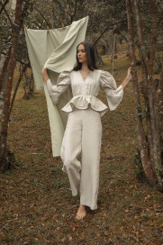 Madeila Jumpsuit by Molimol on curated-crowd.com