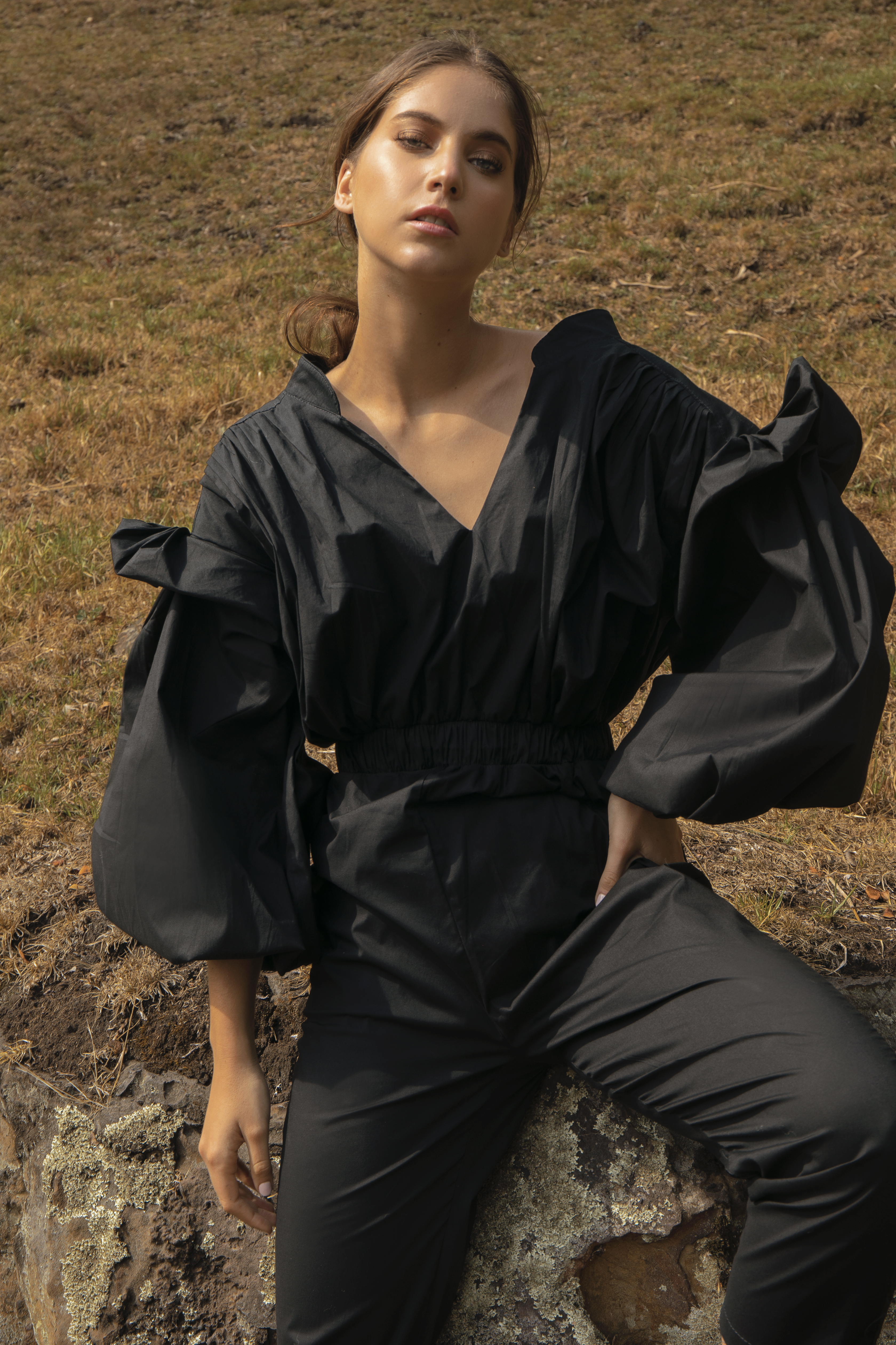 Teodora Jumpsuit by Molimol on curated-crowd.com