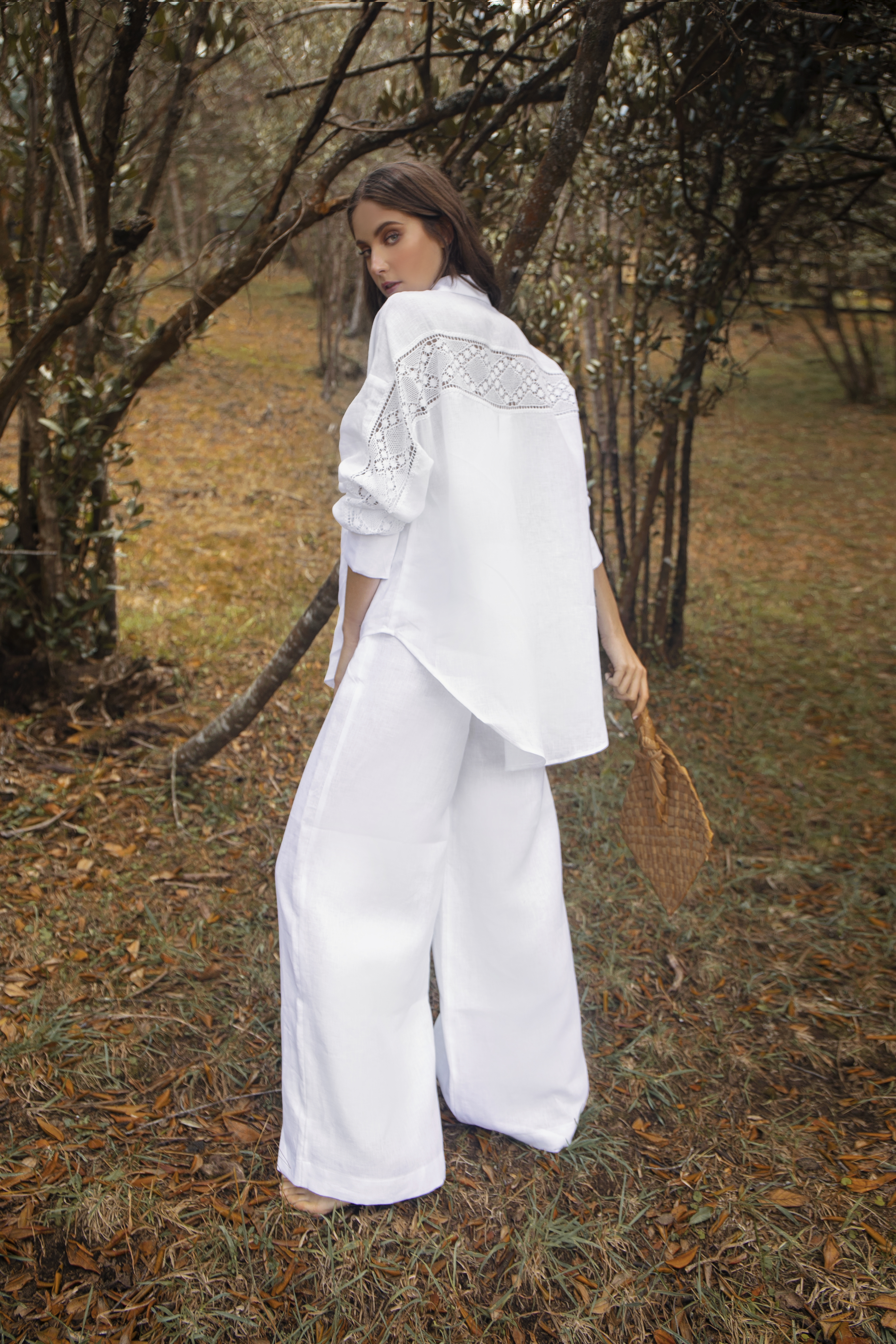 Hilaria Trousers by Molimol on curated-crowd.com