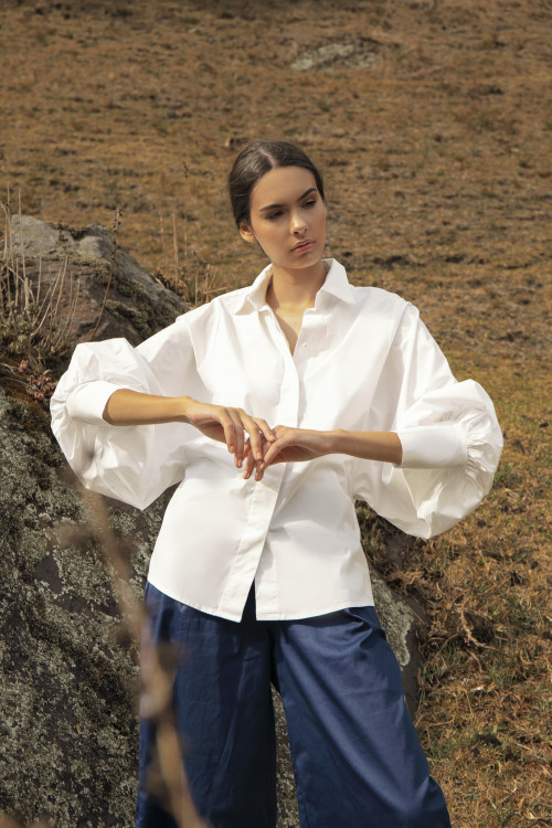 Adalia Shirt by Molimol on curated-crowd.com