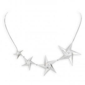 Starlight Diamond Necklace by Daou Jewellery on curated-crowd.com
