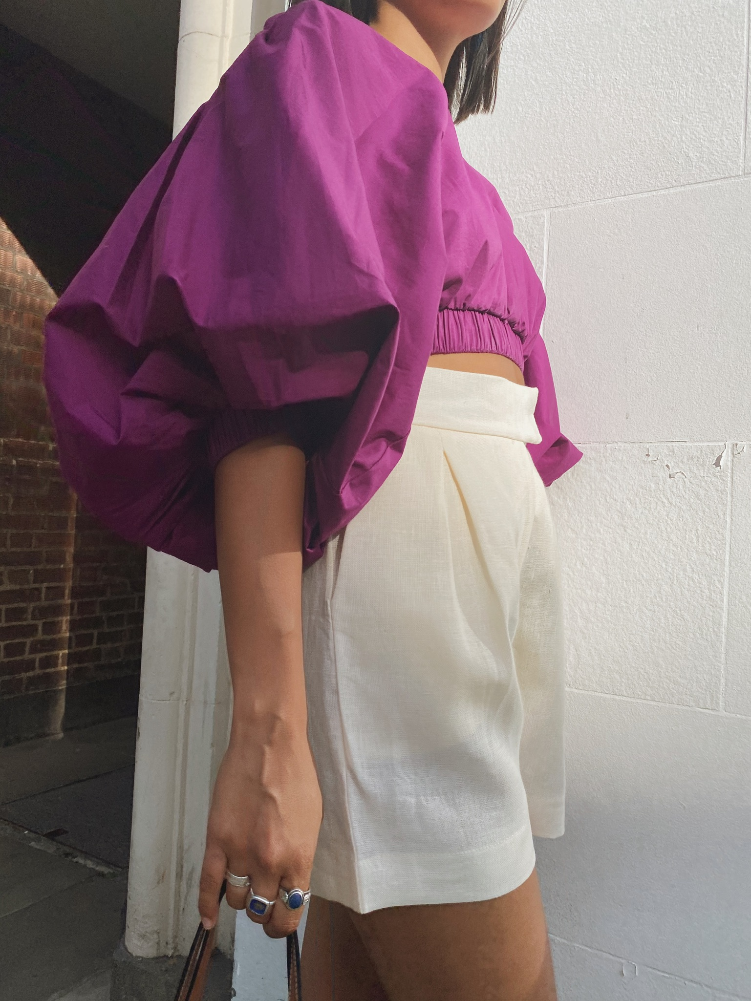 Elicia Shorts by Molimol on curated-crowd.com