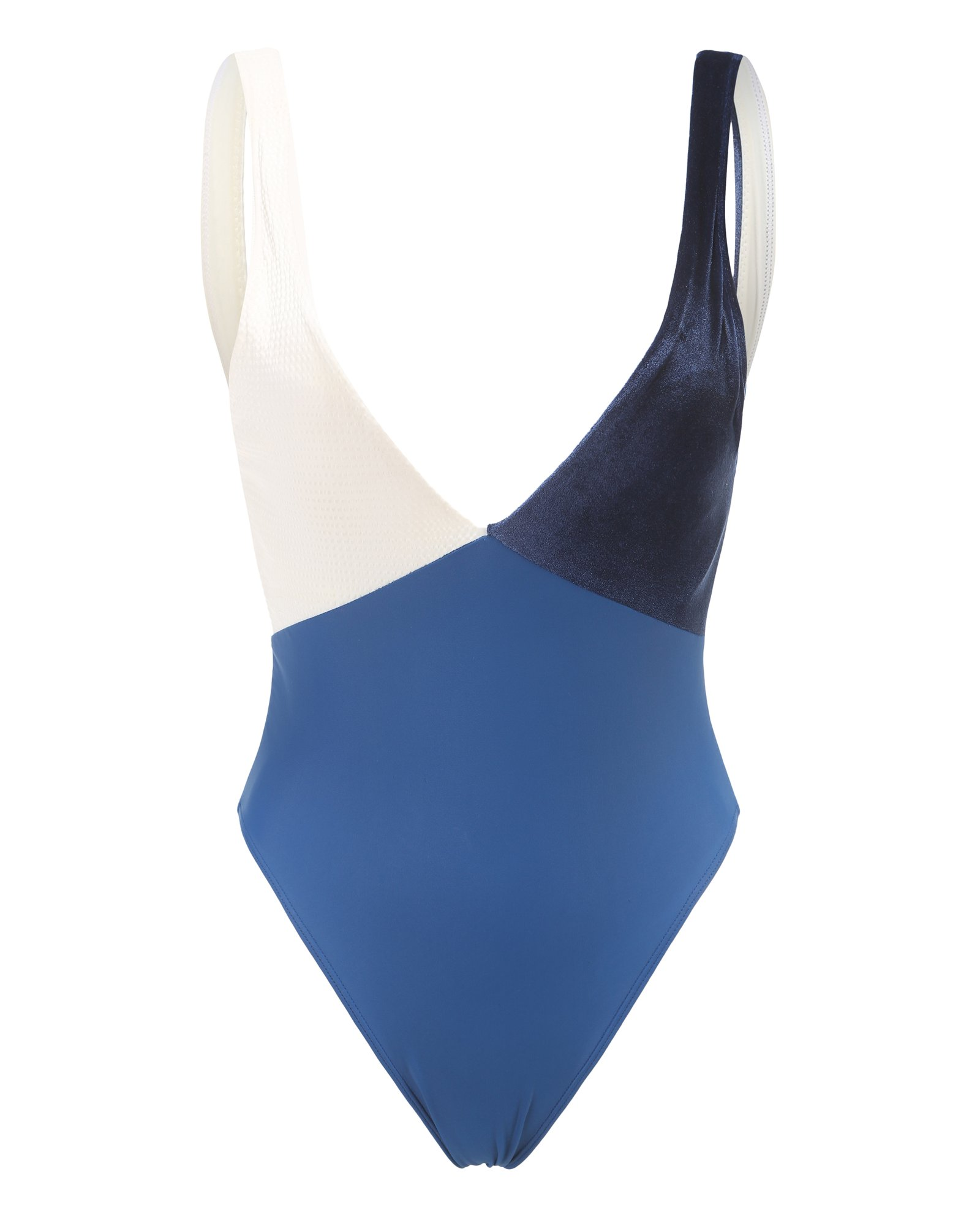 Cori Swimsuit in Pure Shores by PAPER London on curated-crowd.com