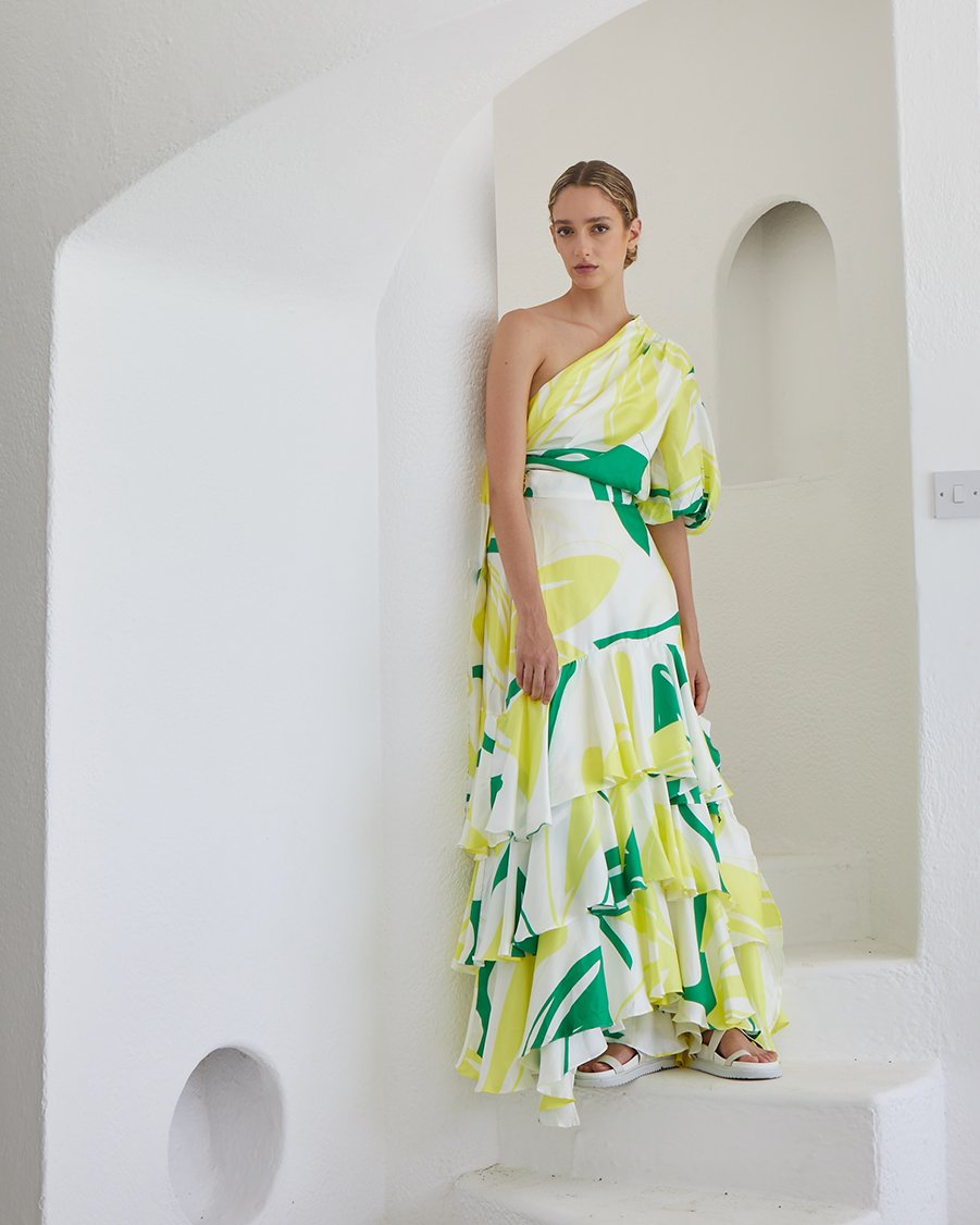 Milos Top in Paradise by Paper London on curated-crowd.com