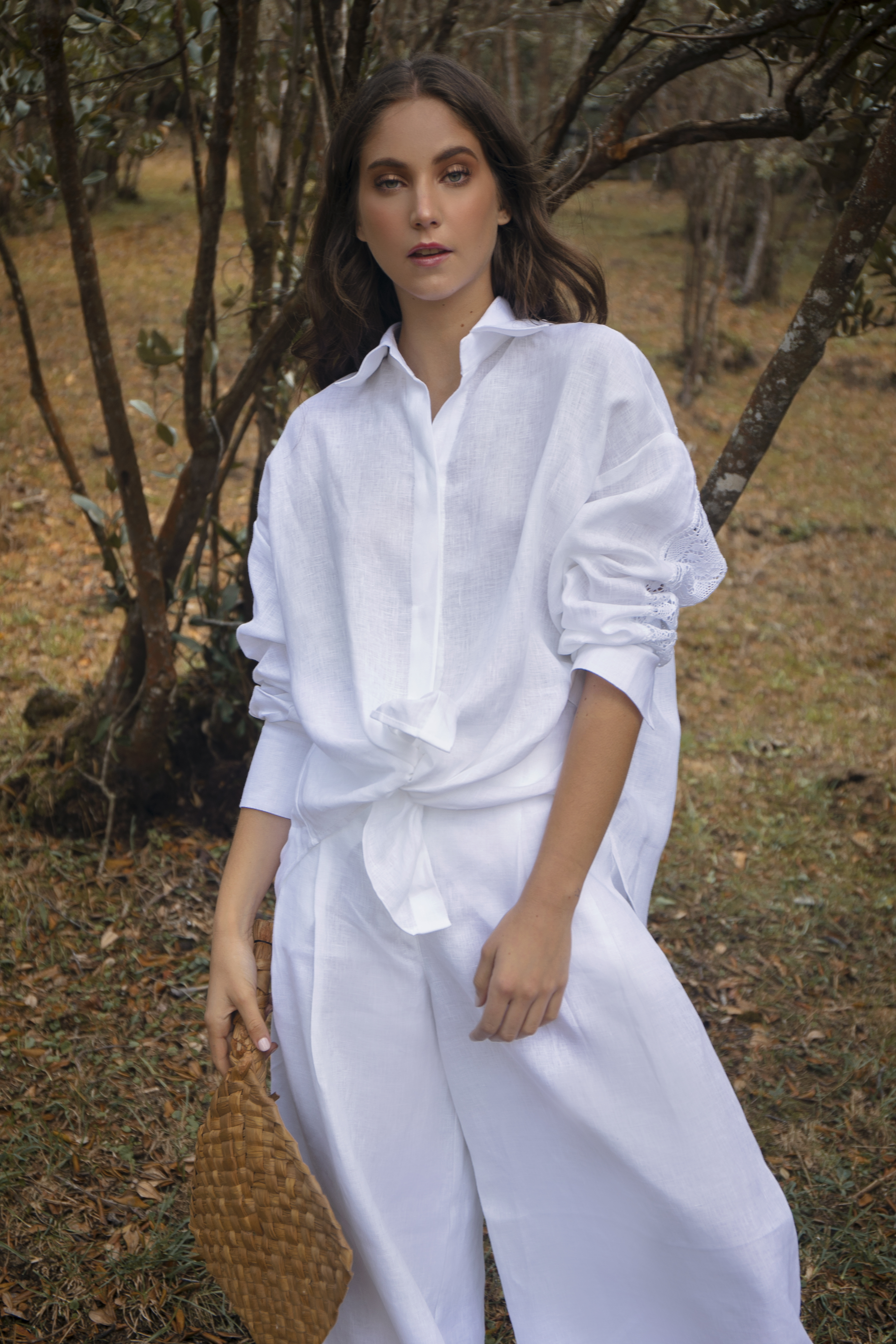 Libia Blouse by Molimol on curated-crowd.com