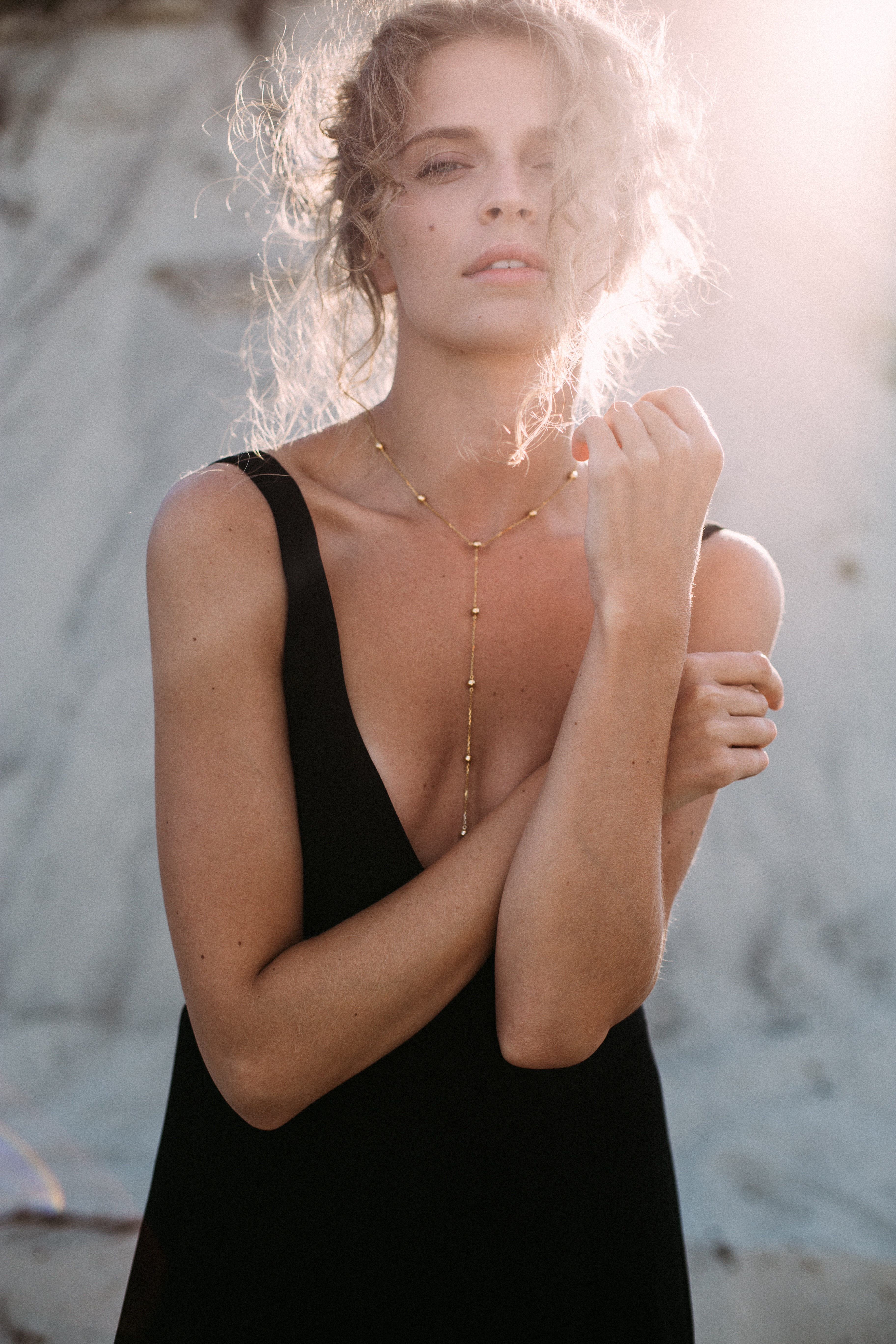 9 Balls Transformer Necklace СНС 32 by Guzema Fine Jewellery on curated-crowd.com