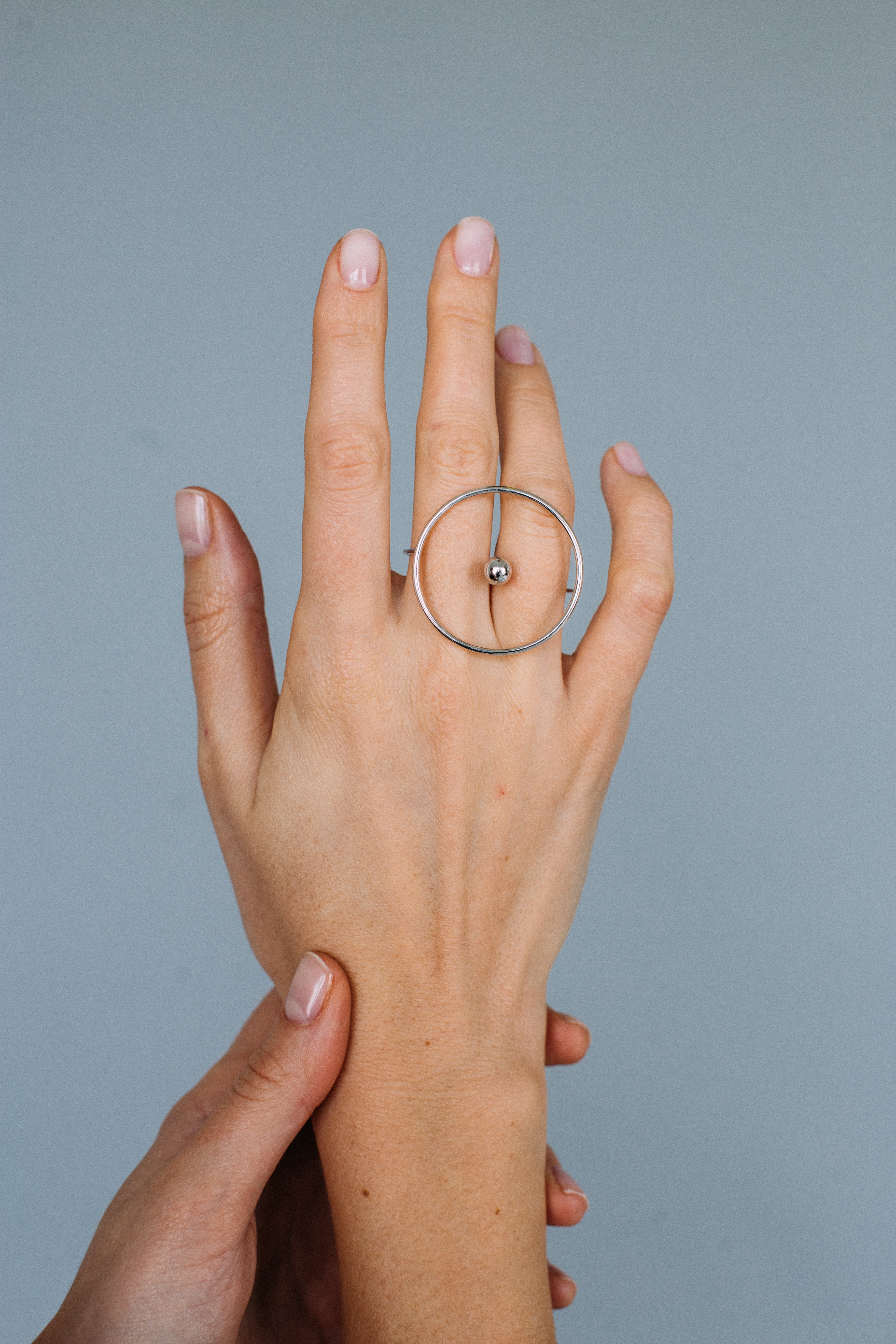 Planet Ring by Guzema Fine Jewellery on curated-crowd.com
