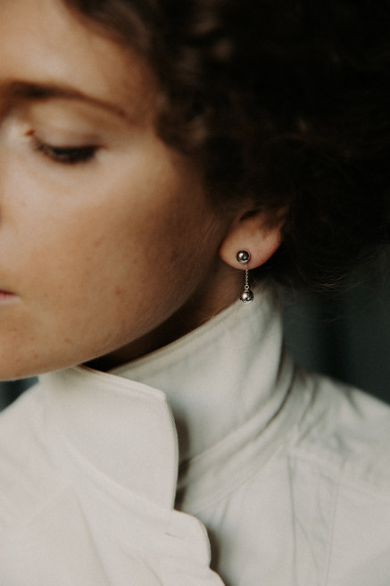 Dropdrop Еarring DR39 by Guzema Fine Jewellery on curated-crowd.com